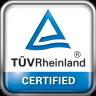 Certyfikat TÜV Rheinland M+T